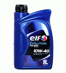 OLEJ ELF EVOLUTION 700 STI 10W40 1L