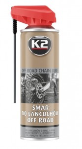 K2 SMAR DO ŁAŃCUCHÓW OFF-ROAD 500 ML