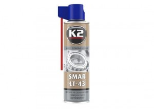 K2 SMAR ŁT-43 400 ML DO ŁOŻYSK